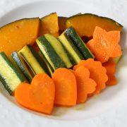 夏野菜のカレーマリネ