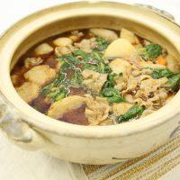 野菜のポカポカゴマ味噌鍋