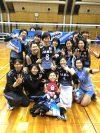 【試合結果】2018-19 V.LEAGUE Division2(V2リーグ)浜松&碧南大会